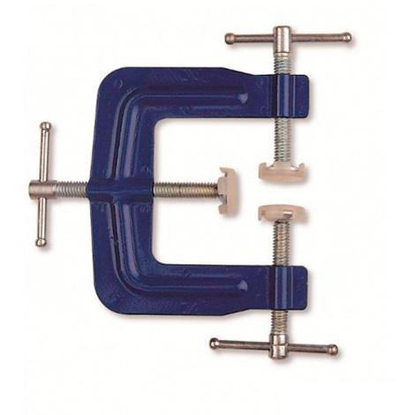Serre-joint en G a 3 points de serrage 60 mm - 07003 - Piher - -