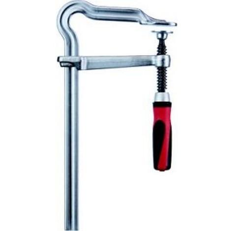Serre-joint GMZ OMEGA, Capacité de serrage : 600 mm, Portée 120 mm, Glissière 25,0 x 12,0 mm