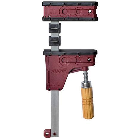 Serre-joint parallèle réversible 16 cm PRL 400 kg - 02615 - Piher - -