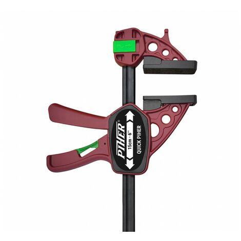 Serre-joint rapide Extra Quick PIHER - plusieurs modèles disponibles