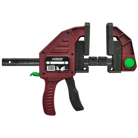 Serre-joint rapide QUICK 300 réversible - 9,4 cm x L. 45 cm