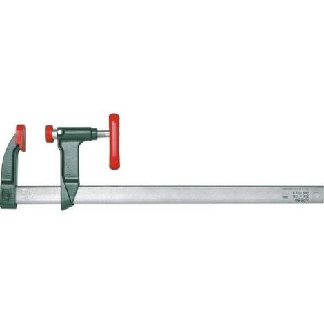 Serre-joints à pompe à rotule serage 500 mm saillie 80 mm