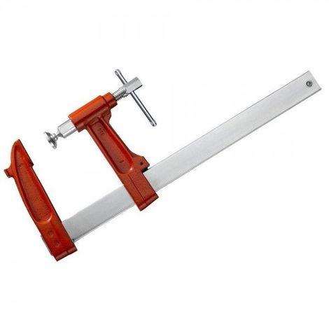 Serre joints à pompe à saillie large 400mm maxi 117.4500