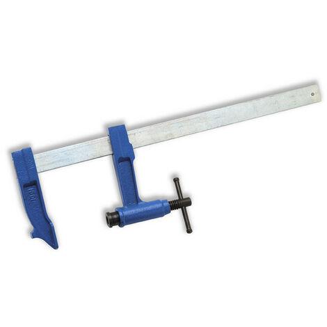 Serre-joints a pompe - saillie100 - section 30 x 8 - serrage 600 mm
