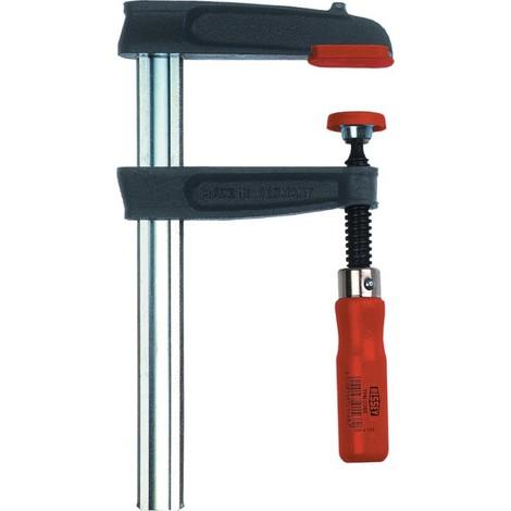 Serre-joints à vis TPN ouv. de clé 120 mm col de cygne 60 mm