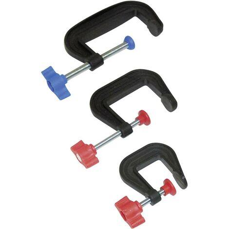 Serre-joints pour modélisme RONA 450381 Capacité de serrage:25/50/75 mm