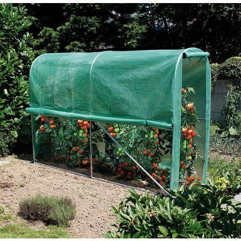 "Serre tunnel ""Tomato Greenhouse""pour potager - 3 x 1 x 2 m"