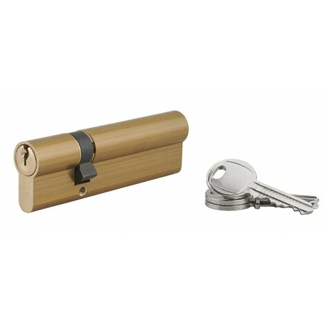 Serrupro - SERRUPRO - Cylindre de serrure - 30x70 mm