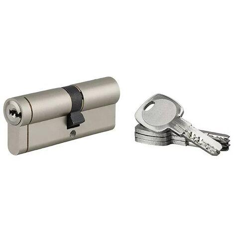 Serrupro - SERRUPRO - Cylindre de serrure à bouton haute sécurité - 35 x 45 mm