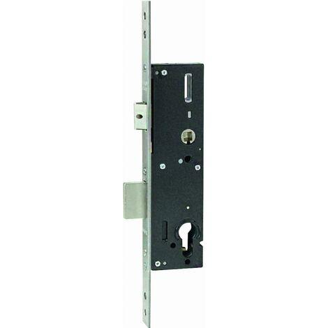 Serrure 1 point Performa ISEO pour menuiserie métallique - Axe 30 mm - 7212113028
