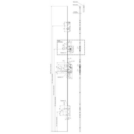 SERRURE 5900 SPN1 A2P* T204