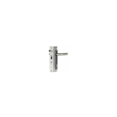 Serrure à encastrer pour coffre à souder en acier inoxydable, axe de 35mm. - LOCINOX - - HMETALWB.