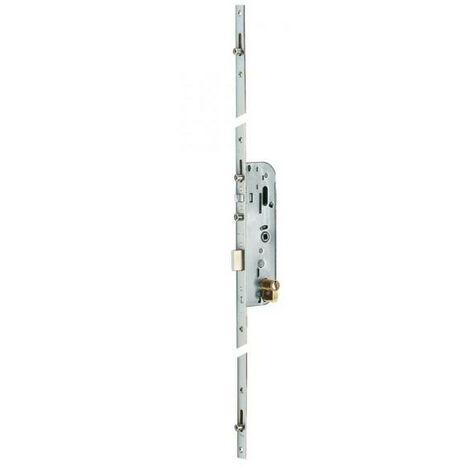 Serrure à larder 4 points automatique axe 40/50 mm 10215 - plusieurs modèles disponibles