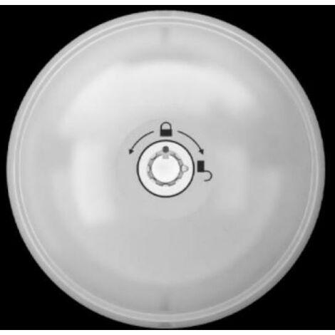 Serrure antivol utilitaire MERONI UFO3 Smart Duo (1 serrure)