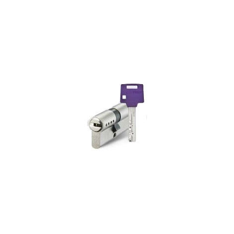 Serrure Classlock A2P* Droite blanche CP 2868 porte 40.0 MUL-T-LOCK - 4 Clés mailleshort - LOCL3400BDCPB4MXX