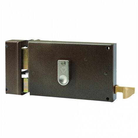 Serrure de sûret en applique horizontale 7485 VACHETTE - plusieurs modèles disponibles