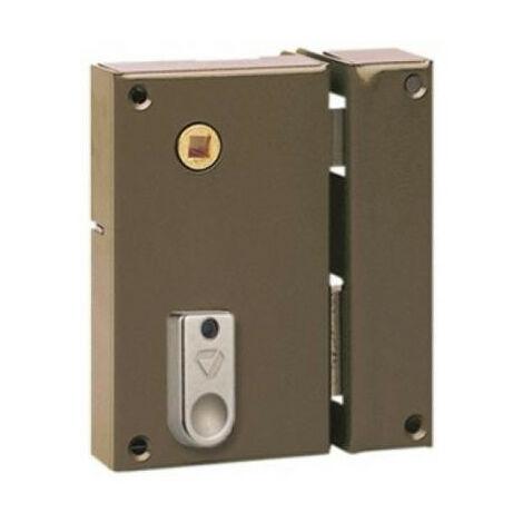 Serrure de sûreté verticale en applique Vachette 7287 - plusieurs modèles disponibles