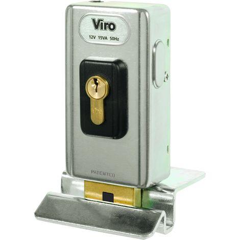 Serrure Electrique VIRO K Verticale Étroite. V06 Code 321 1.7918