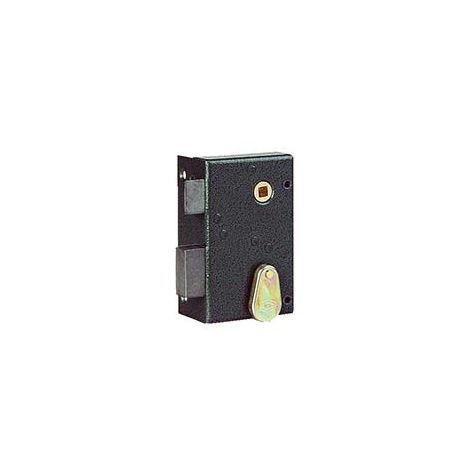 Serrure grille verticale pêne demi tour 70 mm 147000 JPM- plusieurs modèles disponibles