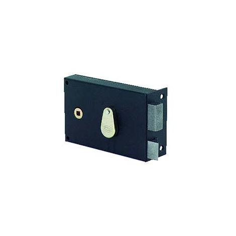 Serrure horizontale à fouillot 314 JPM - Gorge 140 - Droite - 314000-02-1A