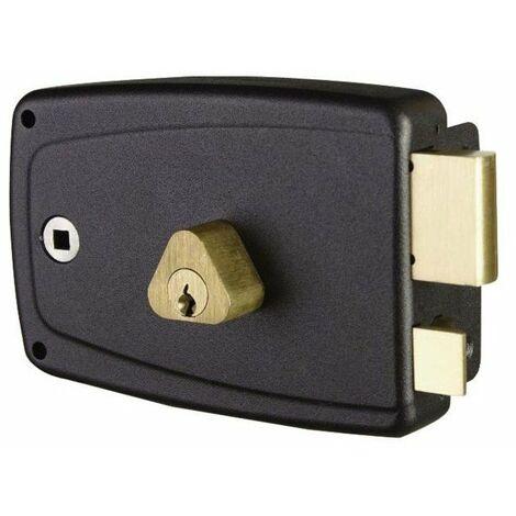 Serrure horizontale à fouillot cyl 40 Match 601710 JPM- plusieurs modèles disponibles