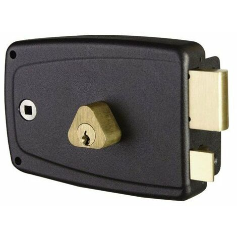 Serrure horizontale à tirage cyl 40 Match 601210 JPM- plusieurs modèles disponibles