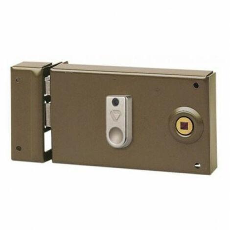 Serrure horizontale en applique Vachette 7436 - plusieurs modèles disponibles