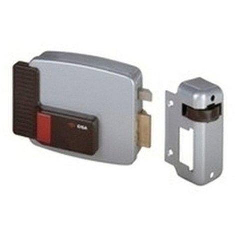 Serrure lectrique Cisa 11520-10 pour Portail 11611 Droite 50 mm