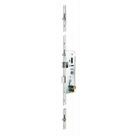 Serrure mécanique à mortaiser - 5 points - axe 40 ou 50 mm - série 10515 VACHETTE - plusieurs modèles disponibles