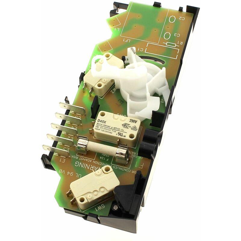 Serrure pour Micro-ondes Micro-ondes Brandt, Micro-ondes Sauter, Micro-ondes Fagor - De Dietrich