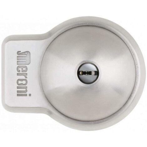 Serrure UFO+ pour porte arrière utilitaire + 2 clés - 8086H3122B