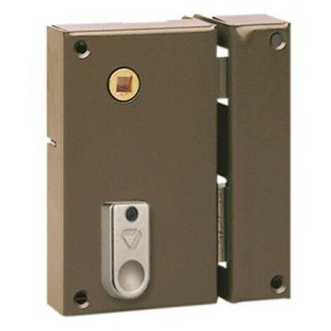 Serrure verticale à fouillot Vachette 7286 - plusieurs modèles disponibles