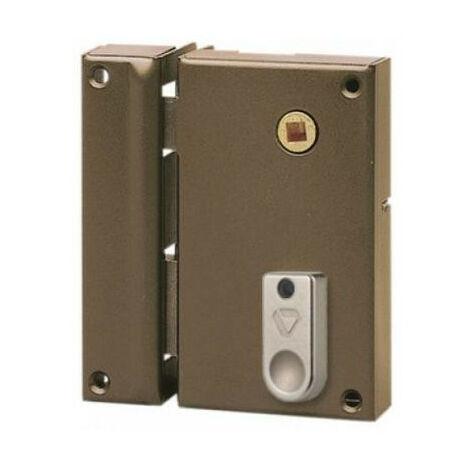 Serrure verticale en applique Vachette 7236 - plusieurs modèles disponibles