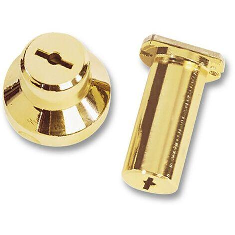 Serrures de s�curit� � double pompe � cylindre Cr 50Mm Golden 21 Cr 21 Golden