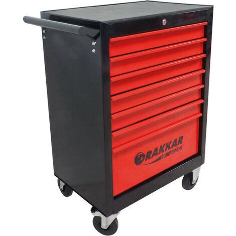 Servante 7 tiroirs - 107 outils S25043 - S25043
