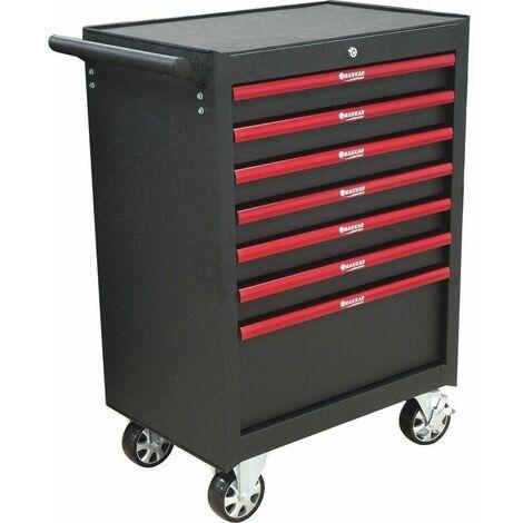 Servante 7 tiroirs - 248 outils - Drakkar