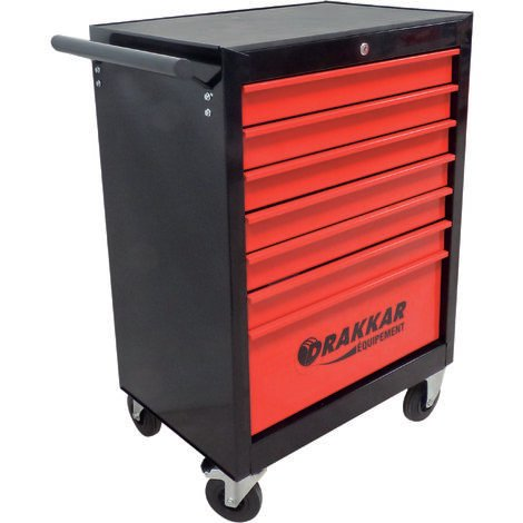 Servante atelier Drakkar équipement 7 tiroirs Origine