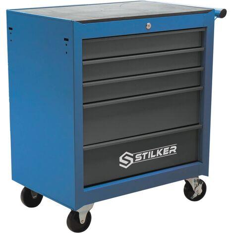 Servante atelier Equinoxe 5 tiroirs Origine