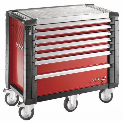 Servante d'atelier JETM5 Rouge FACOM 7 tiroirs - JET.7M5PF
