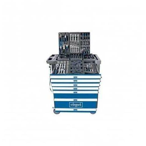 "main image of ""Servante d'atelier SCHEPPACH - 7 grand tiroirs - 77,5x47x97,5cm - TW1100"""