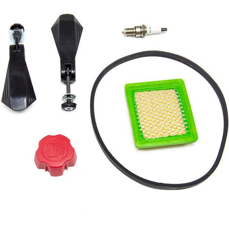 "Service Kit for 20"" Frisky Fox Single Blade and Quad-Cut Lawn Mowers"