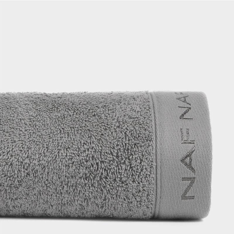 Serviette de bain CASUAL gris 100x150 cm - gris
