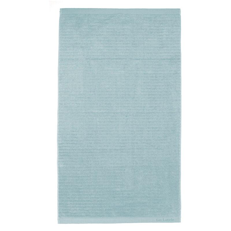 Guy Laroche - Serviette de bain PALACE bleu mer 100x150 cm - bleu mer