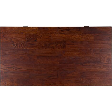 Serving Platter 85 x 45 cm Dark Wood MAXIMA