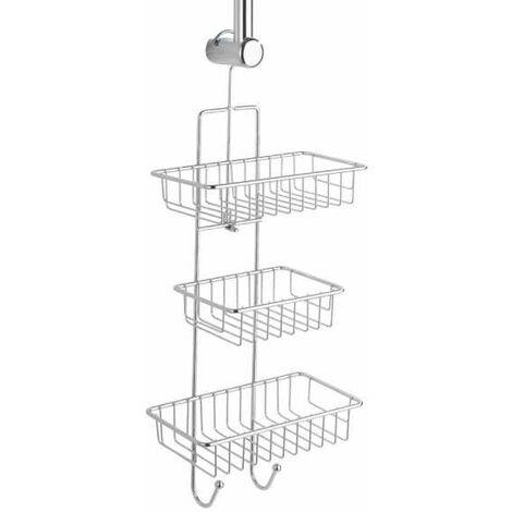 Serviteur de douche Milano 3 niveaux WENKO