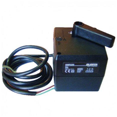 Servomotor for elesta valve type amp230 - E.R.E REGULATION : AMP 230