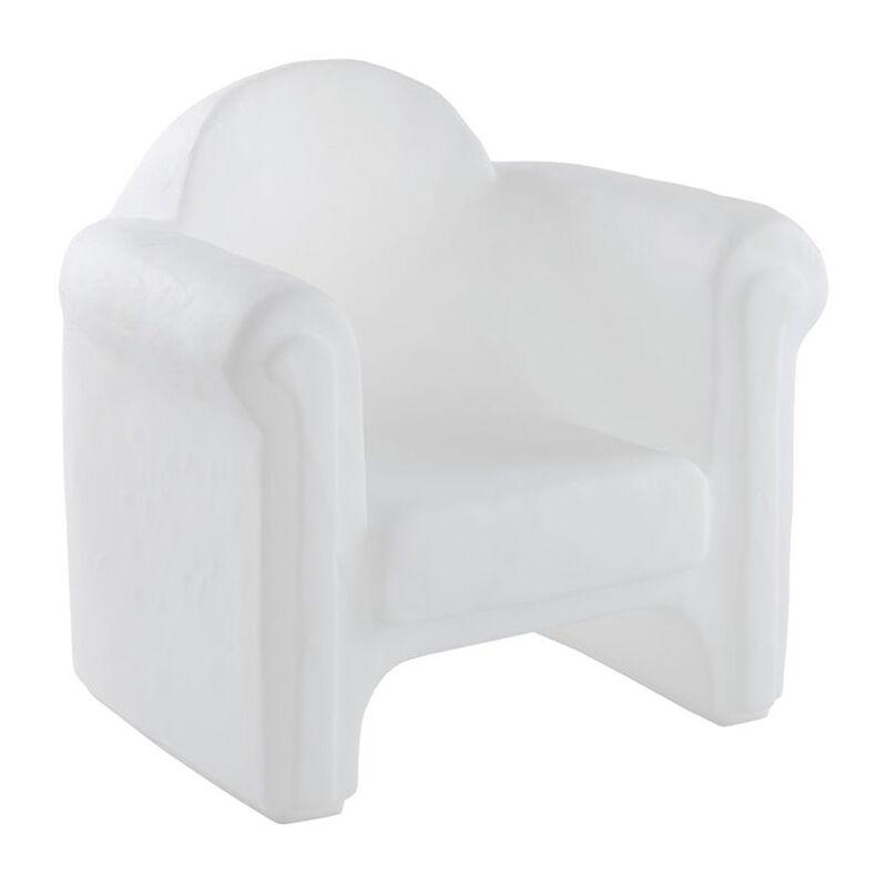 Sessel Leuchtender Designstuhl für Haus und Räumlichkeiten Slide Easy Chair
