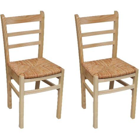 Set sedie legno al miglior prezzo