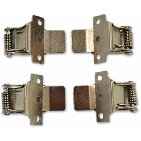 Set 4 Mollette per Montaggio a Incasso Pannelli LED V-TAC 600*600mm