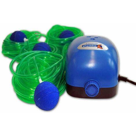 Set aération bassin de jardin de 0 à 200 litres
